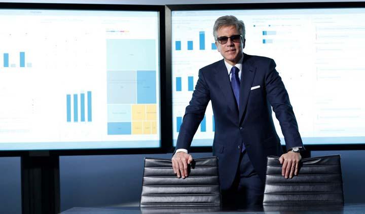 MBA-ام بی ای-مدیر عامل